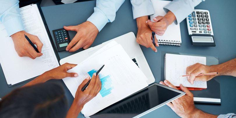 شروع حرفه حسابداری